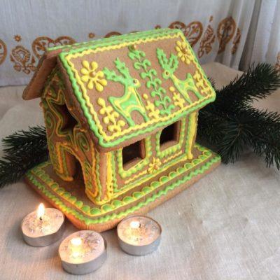 Пряничний будинок - 200 грн