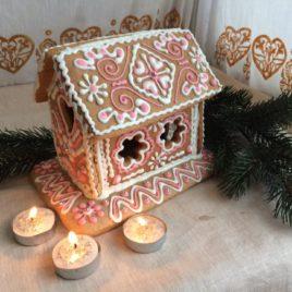 Будиночок різдвяний