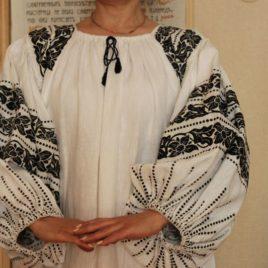 Сорочка Італійка з пухликами