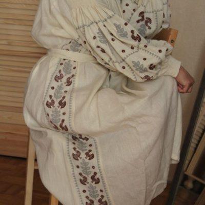 Сорочка Волошка з брижами (Закарпаття)
