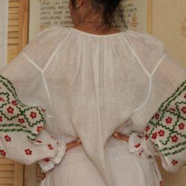 Сорочка з клиночками
