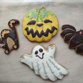 """Набір пряників """"Halloween"""" (027-150)"""