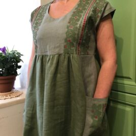 Сукня зелена