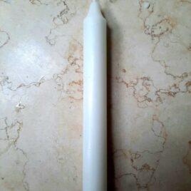 Свічка парафінова